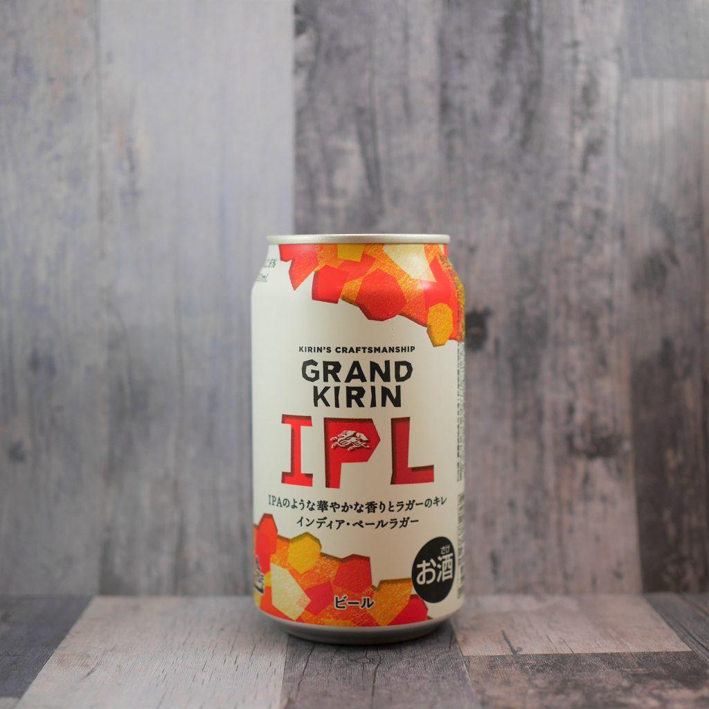 グランドキリンIPLの缶正面