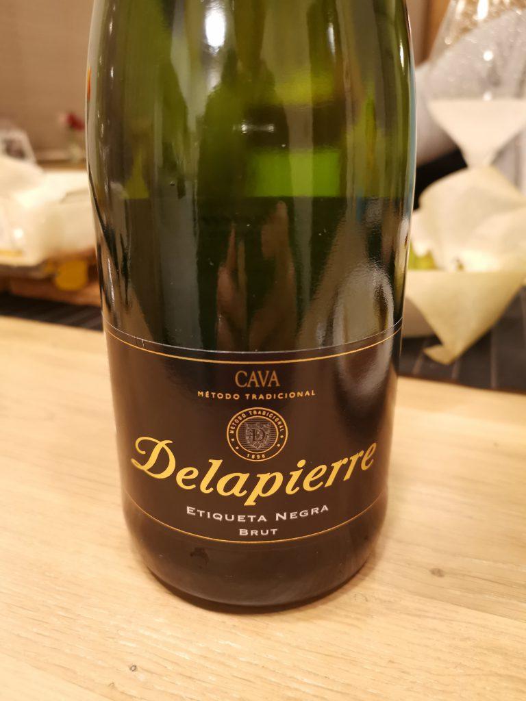 Delapierreのボトル正面